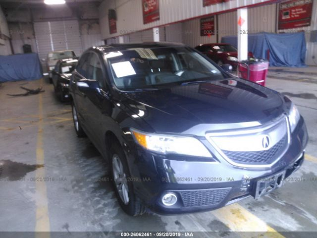 click here to view 2014 ACURA RDX at IBIDSAFELY