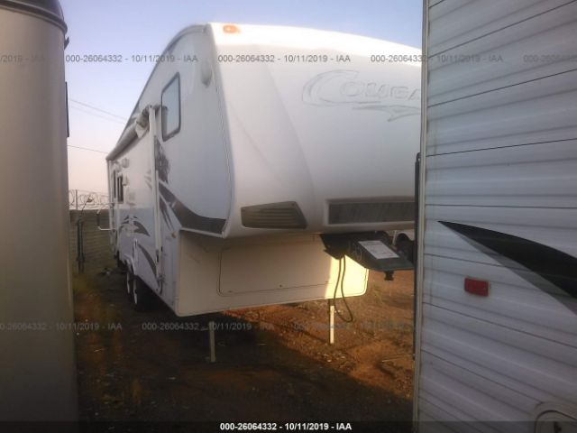click here to view 2009 KEYSTONE RV COUGAR 29 at IBIDSAFELY