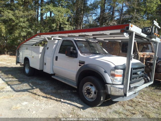 2008 FORD F550 - Small image. Stock# 26068163
