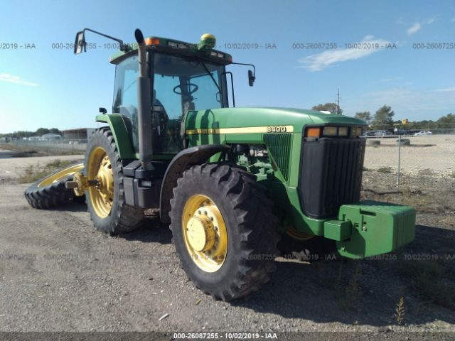 click here to view 1997 JOHN DEERE 8400 TRACTOR at IBIDSAFELY