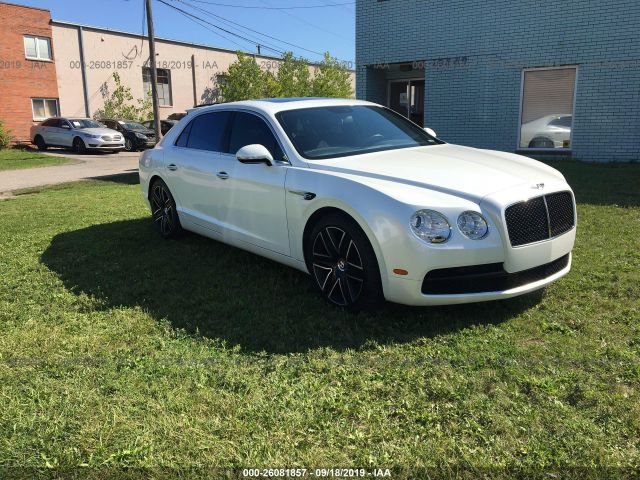 click here to view 2016 BENTLEY FLYING SPUR at IBIDSAFELY