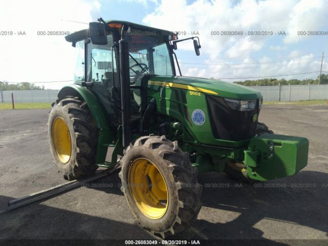 click here to view 2017 JOHN DEERE TRACTOR at IBIDSAFELY