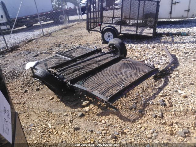 click here to view 1993 SHELBY TRAILER & MFG CO 5X8 TRAILER at IBIDSAFELY