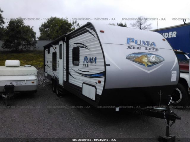 click here to view 2018 FOREST RIVER PUMA at IBIDSAFELY
