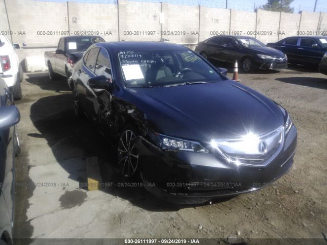 2016 ACURA TLX - Small image. Stock# 26111997