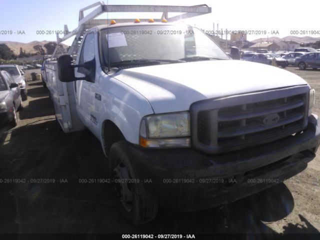 2003 FORD F450 - Small image. Stock# 26119042
