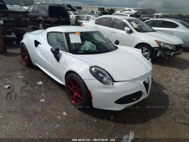 click here to view 2018 ALFA ROMEO 4C at IBIDSAFELY