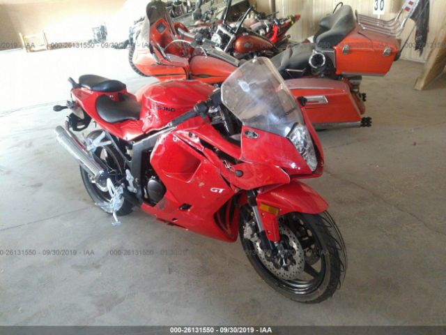 click here to view 2013 Hyosung GT250 at IBIDSAFELY