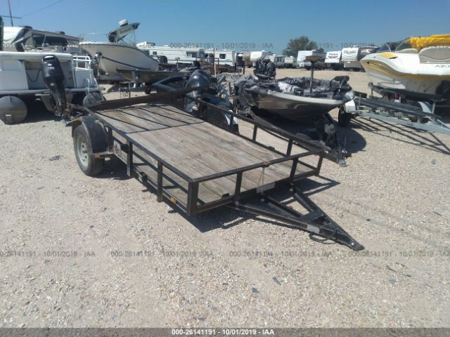 click here to view 2014 BUCK DANDY UTILITY TRAILER at IBIDSAFELY