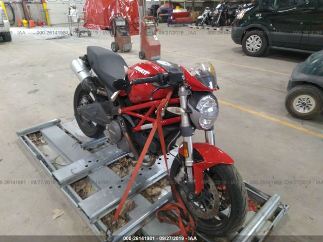 click here to view 2009 DUCATI MONSTER at IBIDSAFELY