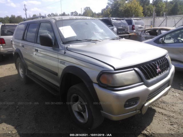 click here to view 2001 MITSUBISHI MONTERO at IBIDSAFELY