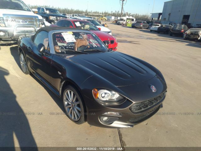 2017 FIAT 124 SPIDER - Small image. Stock# 26153832