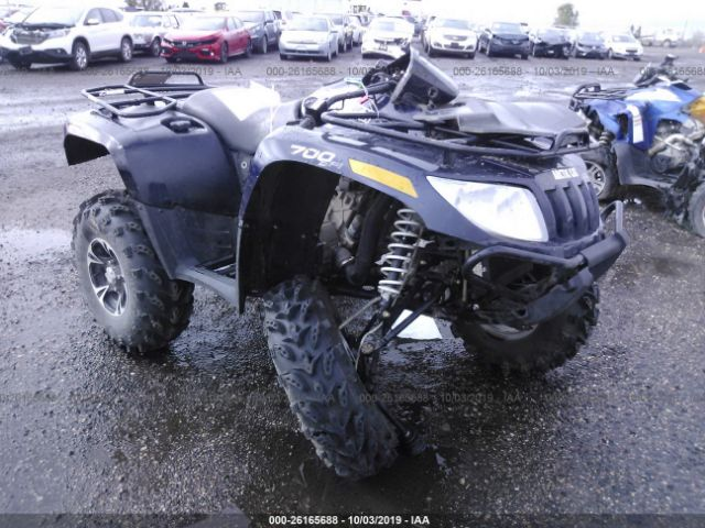 click here to view 2014 ARCTIC CAT 695CC at IBIDSAFELY