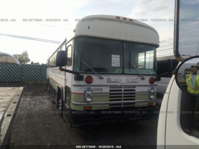 click here to view 1986 BLUE BIRD BLUE BIRD at IBIDSAFELY