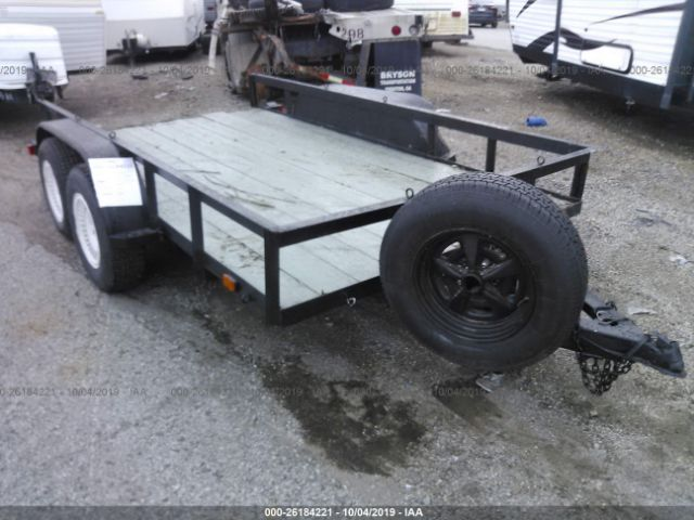 click here to view 1992 ECONOMY HAULER TRAILER at IBIDSAFELY