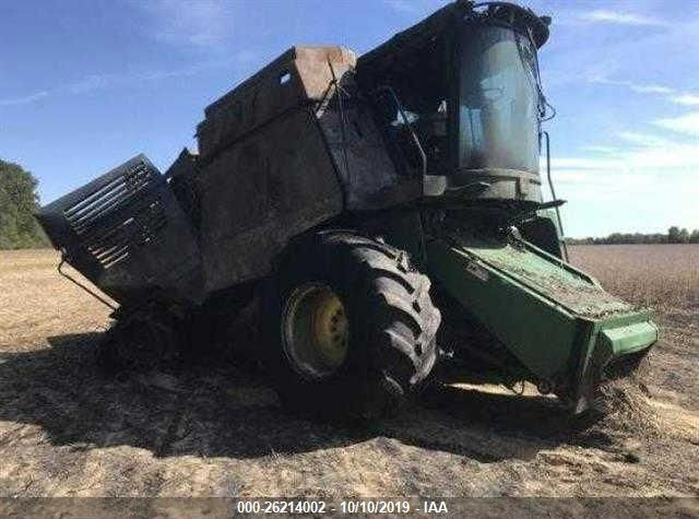 click here to view 1991 JOHN DEERE 9500 at IBIDSAFELY
