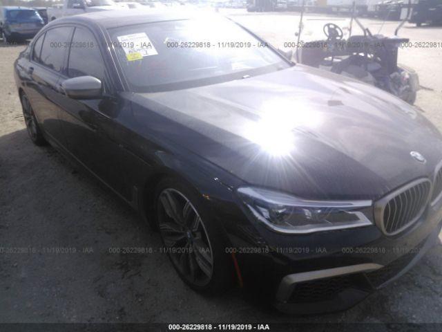 2019 BMW M760 - Small image. Stock# 26229818