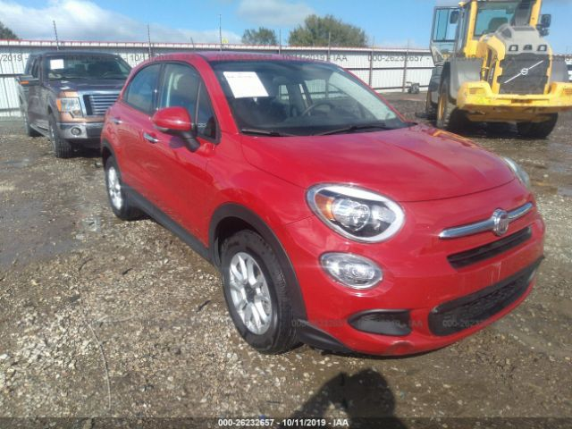 2017 FIAT 500X - Small image. Stock# 26232657