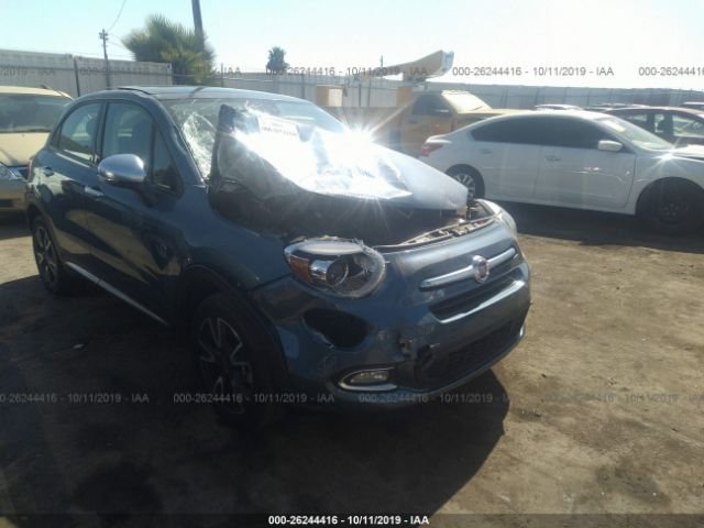 2018 FIAT 500X - Small image. Stock# 26244416