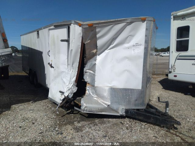 click here to view 2011 HURRICANE ENCLOSED TRA at IBIDSAFELY