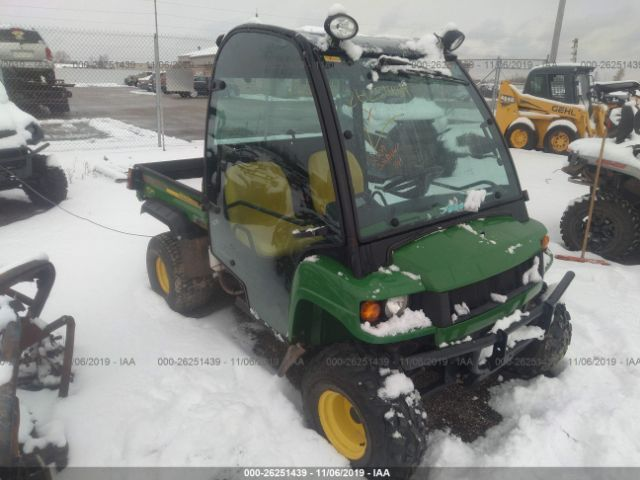 click here to view 2009 JOHN DEERE HPX at IBIDSAFELY