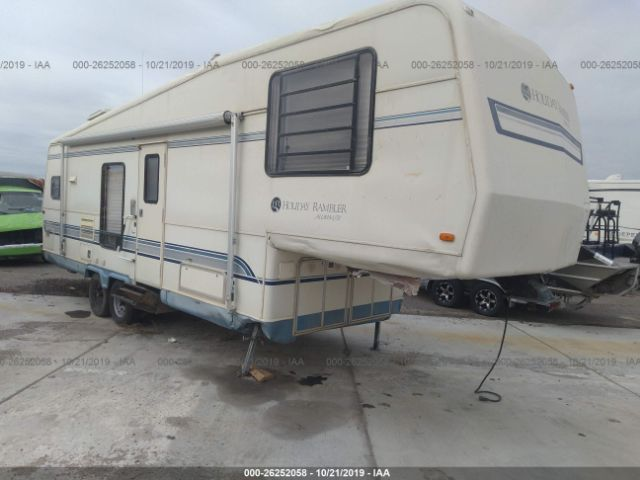 click here to view 1993 HOLIDAY RAMBLER ALUMA LITE at IBIDSAFELY
