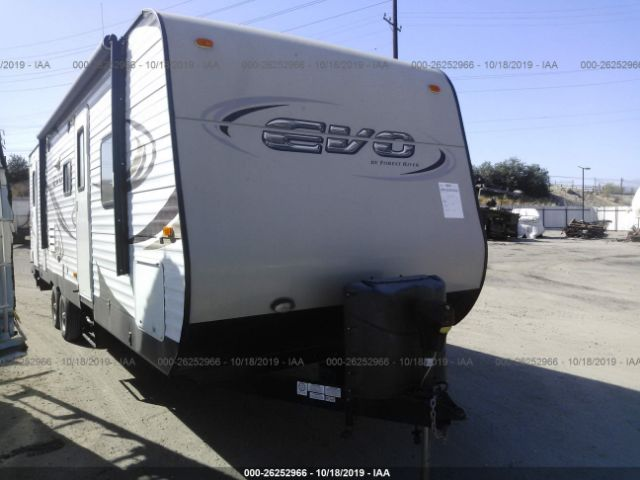 click here to view 2014 FOREST RVR EVO STEALT at IBIDSAFELY