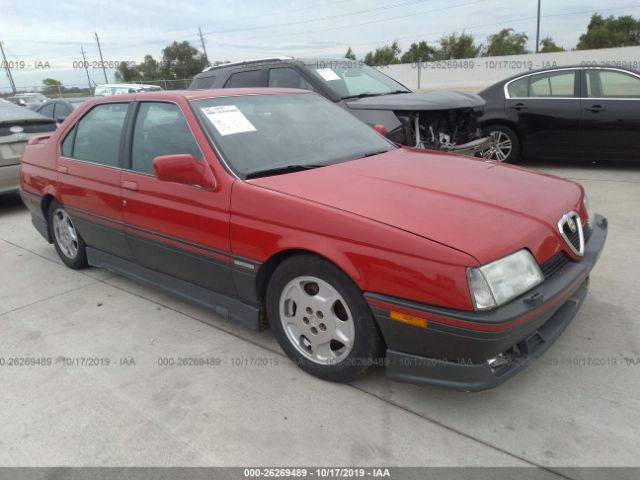 click here to view 1993 ALFA ROMEO 164 at IBIDSAFELY