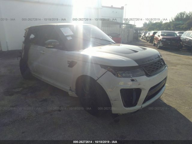 click here to view 2020 LAND ROVER RANGE ROVER at IBIDSAFELY