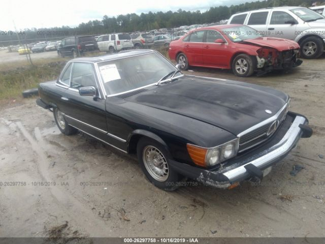 click here to view 1980 MERCEDES 450 SL C at IBIDSAFELY