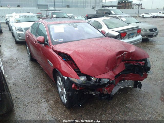 click here to view 2017 JAGUAR XE at IBIDSAFELY