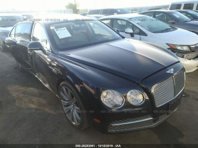 click here to view 2014 BENTLEY FLYING SPUR at IBIDSAFELY