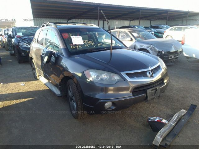 click here to view 2009 ACURA RDX at IBIDSAFELY
