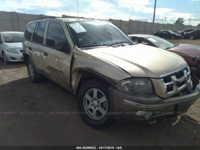 click here to view 2005 ISUZU ASCENDER at IBIDSAFELY