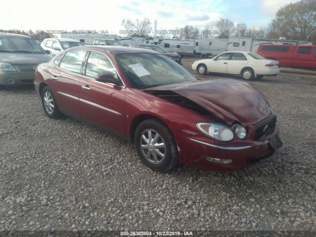 click here to view 2007 BUICK LACROSSE at IBIDSAFELY