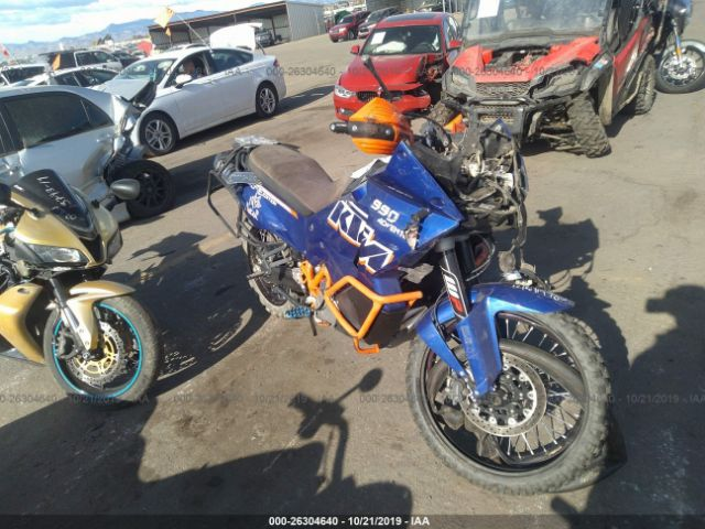 click here to view 2011 KTM 990 at IBIDSAFELY