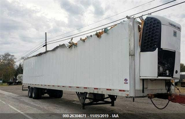 click here to view 2013 UTILITY TRAILER MFG REEFER TRAILER at IBIDSAFELY