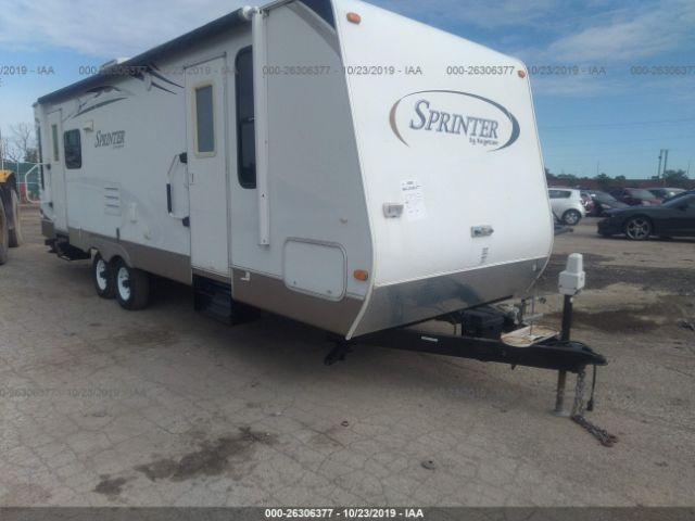 click here to view 2008 KEYSTONE RV TONE SPRINTER 27