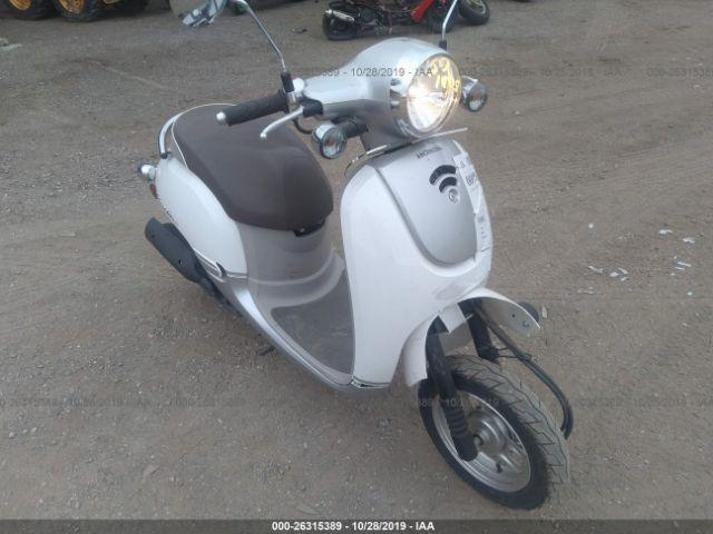 HONDA NCH50