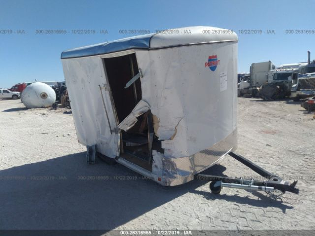 click here to view 2018 5X8 ENCLOSED TRAILER  at IBIDSAFELY