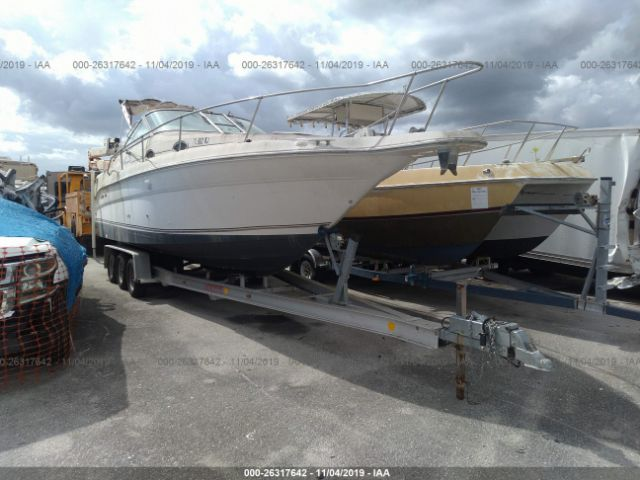 Global Auto Auctions: 1997 SEA RAY OTHER
