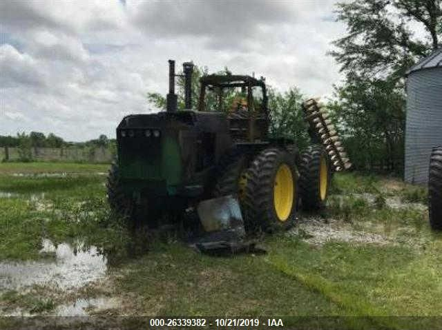 click here to view 1996 JOHN DEERE 8570 TRACTOR at IBIDSAFELY