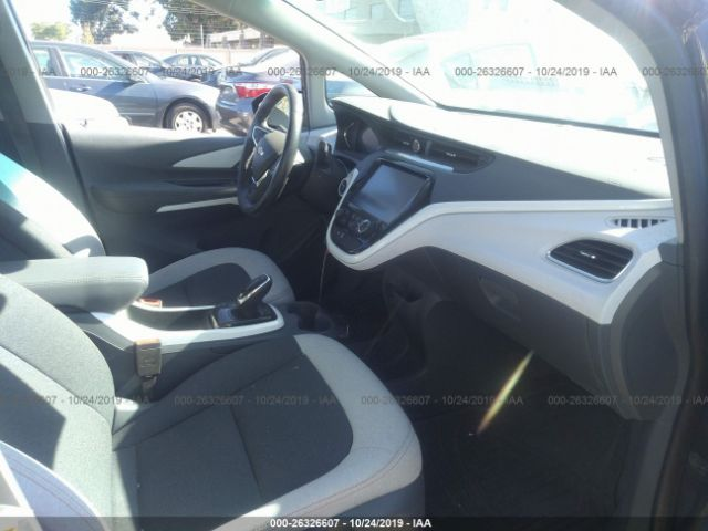 Fabulous Salvage Title 2017 Chevrolet Bolt Ev N For Sale In Fremont Inzonedesignstudio Interior Chair Design Inzonedesignstudiocom