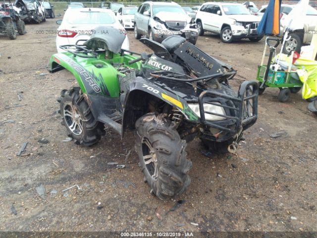 click here to view 2012 ARCTIC CAT 695CC at IBIDSAFELY