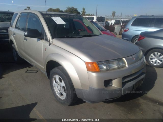 2002 SATURN VUE - Small image. Stock# 26349324