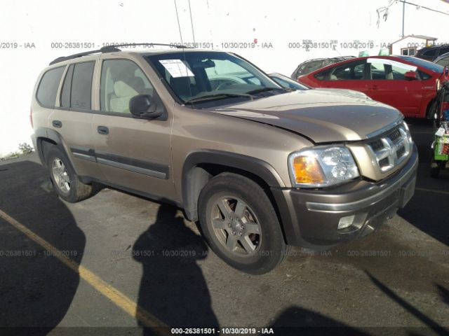 click here to view 2004 ISUZU ASCENDER at IBIDSAFELY