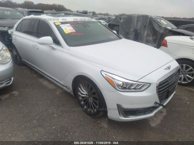 click here to view 2017 GENESIS G90 at IBIDSAFELY