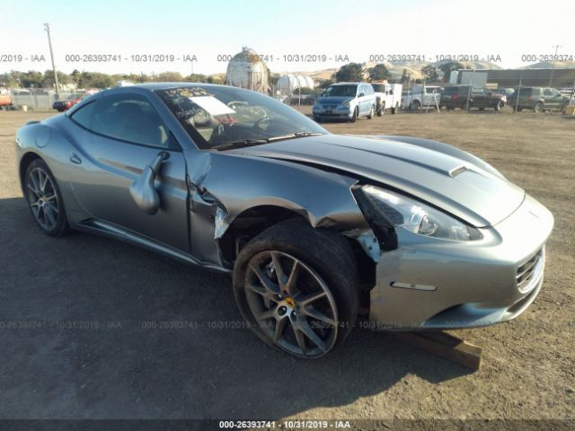 click here to view 2011 FERRARI CALIFORNIA at IBIDSAFELY