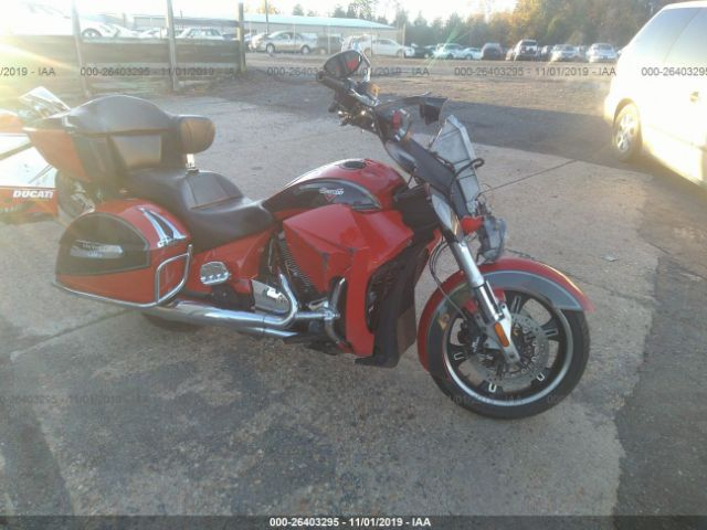 click here to view 2015 VICTORY MOTORCYCLES CROSS COUNTRY at IBIDSAFELY