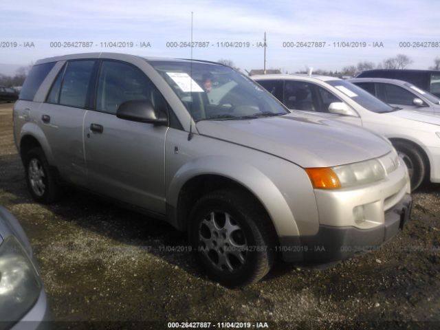 2002 SATURN VUE - Small image. Stock# 26427887